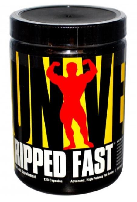 ripped fast beste fatburner