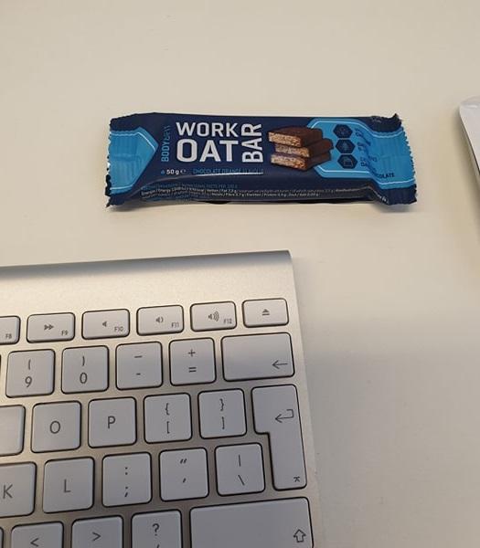 work oat bar ervaring