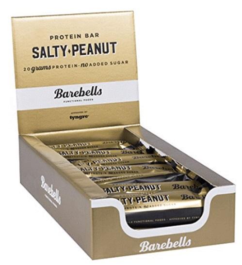 protein bar barebells