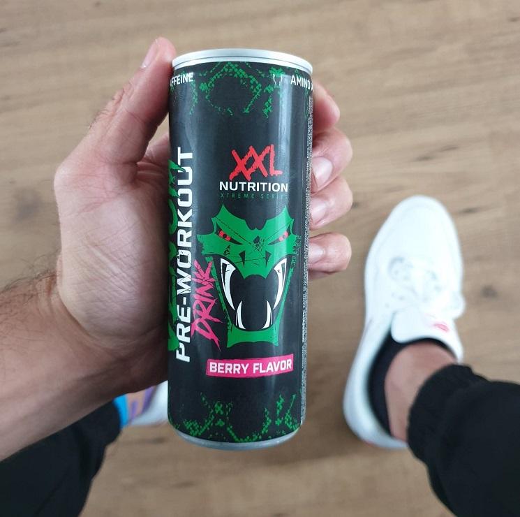 venom pre-workout drink review