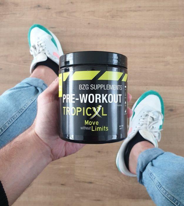 bzg supplements pre workout ervaring