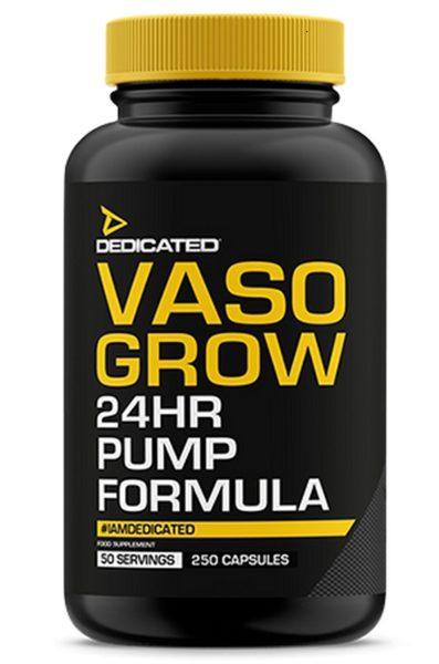 vaso grow dedicated nutrition