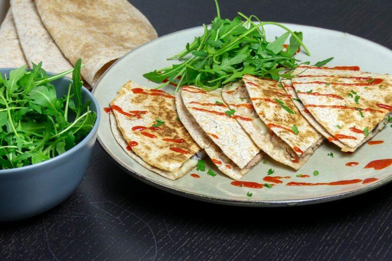 tonijn quesadilla recept