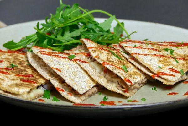 tonijn quesadillas maken