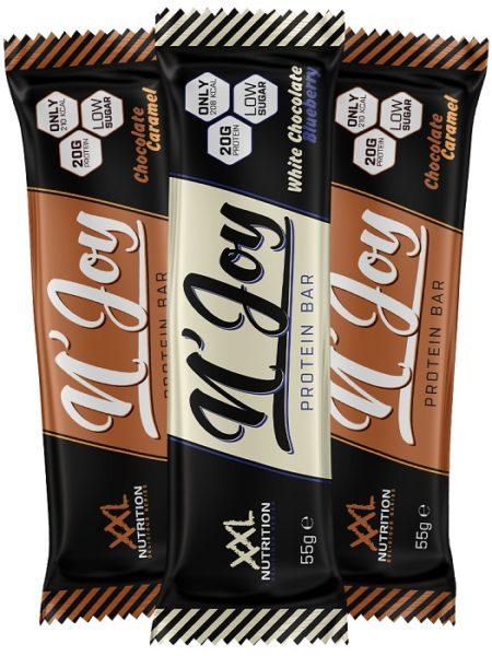 n'joy protein bars