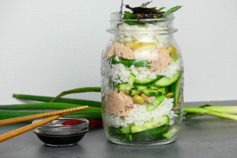 sushi jar recept