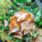 Frittata recept met prei en gerookte zalm