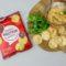 Proteïne chips met pittige hummus recept