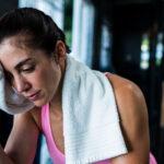 zweetlucht bij sporten