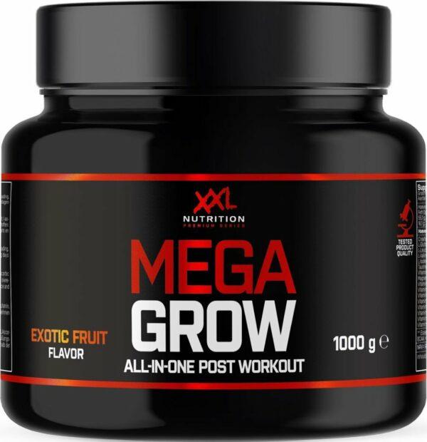 mega grow post workout