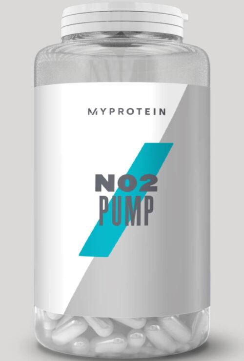 no2 pump myprotein