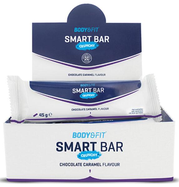 smart bar crunchy