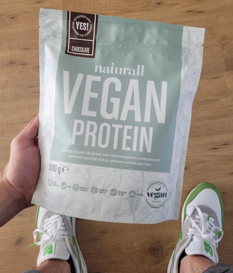vegan protein naturall ervaring