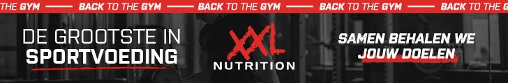 xxl nutrition korting