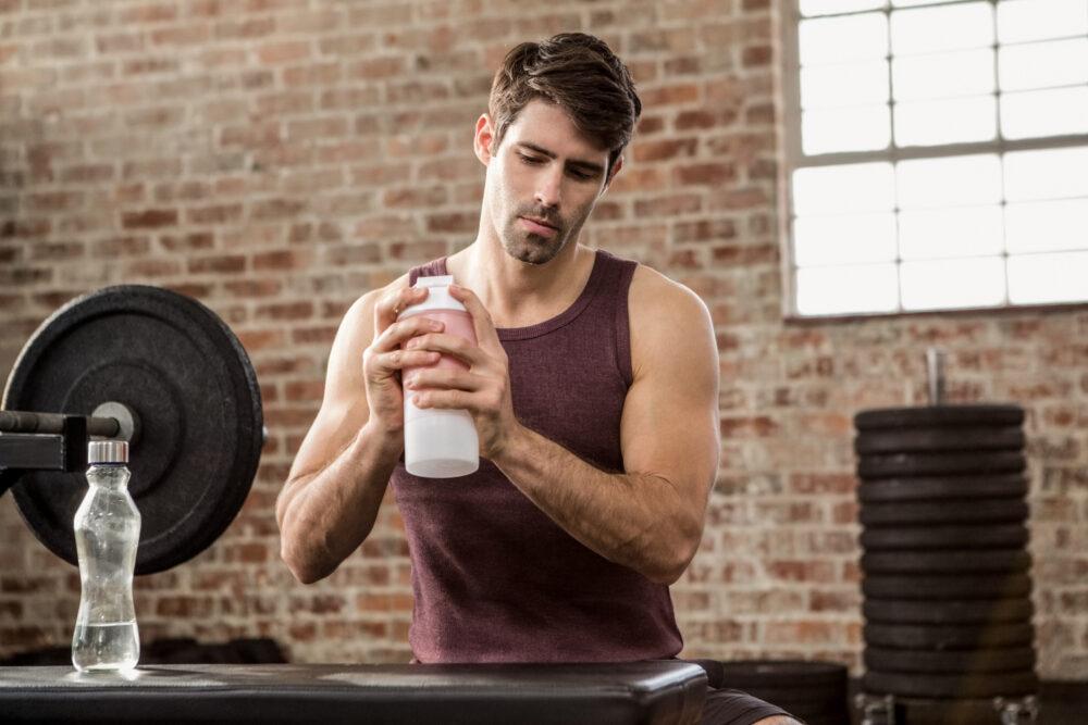 pre workout met veel cafeïne